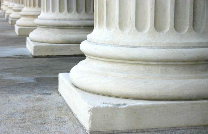 Solid Pillars